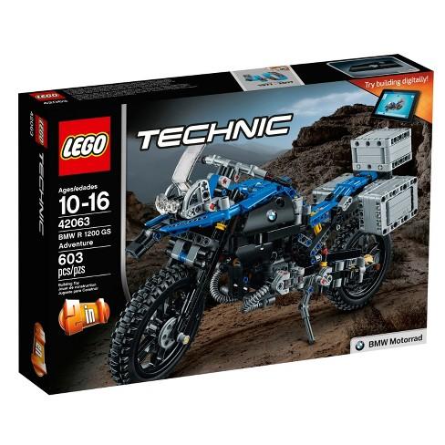 Lego Technic Bmw R 1200 Gs Adventure 42063 Target