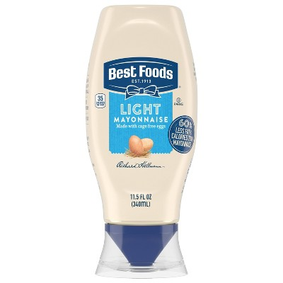 Mayonnaise: Best Foods Light