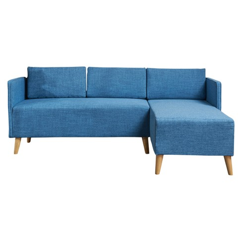 Augustus Mid-Century Chaise Sectional - Christopher Knight Home