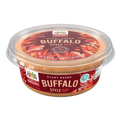 Good Foods Plant Based Buffalo Style Dip - 8oz