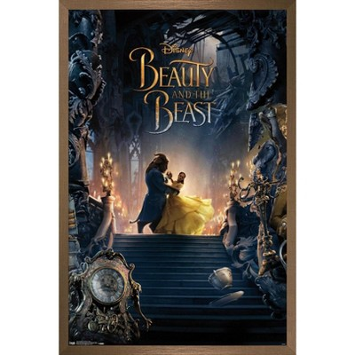 Trends International Disney Beauty And The Beast - Triptych 2 Unframed Wall Poster Print