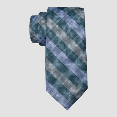 Men's Plaid Americana Tie - Goodfellow & Co™ Green One Size