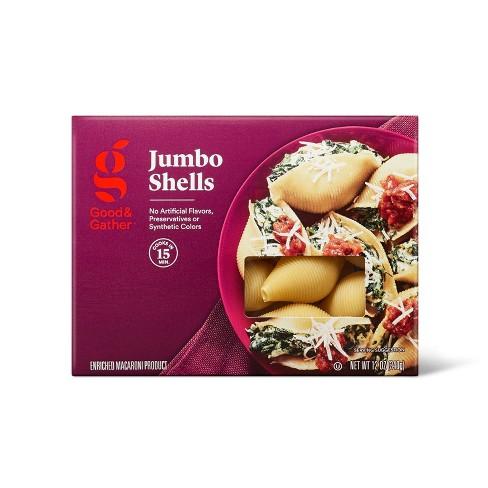 Jumbo Shells - 12oz - Good & Gather™ - image 1 of 4