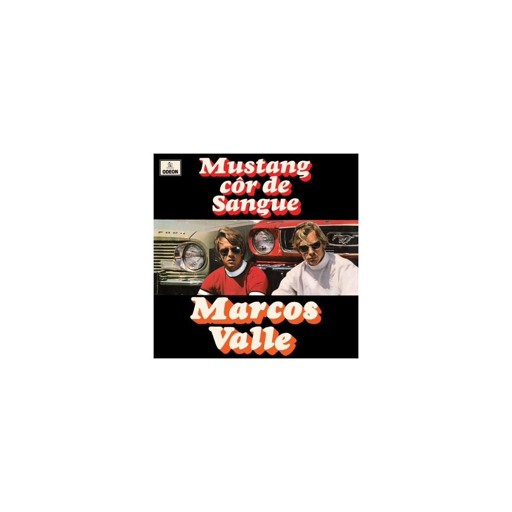 Marcos Valle - Mustang Cor De Sangue (Vinyl)