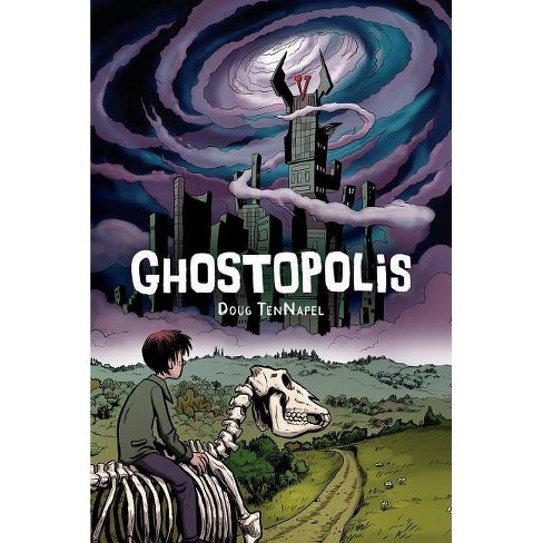 Ghostopolis - by  Doug TenNapel (Paperback) - image 1 of 1