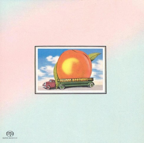 Allman brothers band - Eat a peach (CD) - image 1 of 1