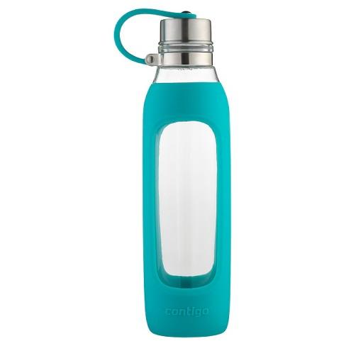 Contigo® Purity 20oz Glass Bottle - Scuba Blue - image 1 of 1