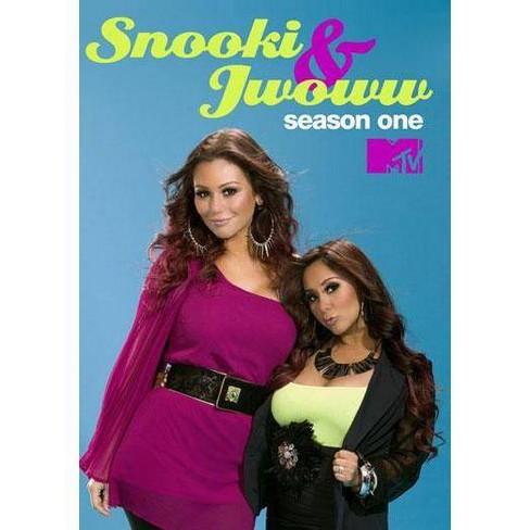 Snooki & Jwoww: Season 1 (DVD) - image 1 of 1