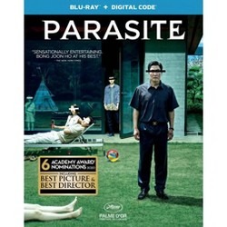 Parasite (Blu-ray + Digital)