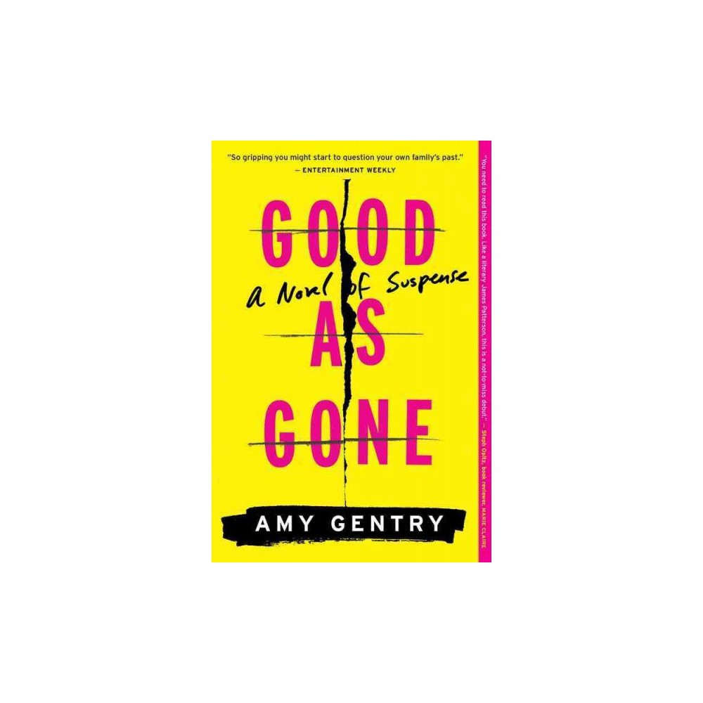 Good as Gone 12/27/2016, Books