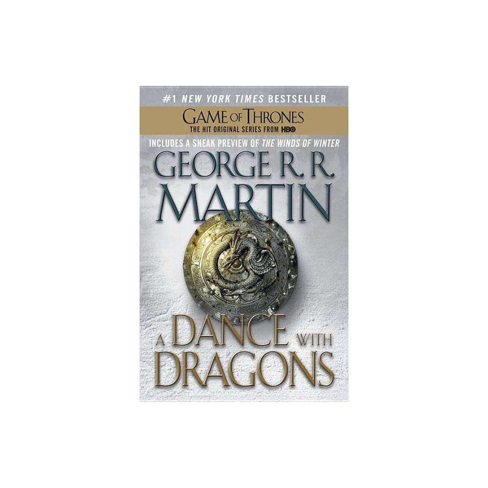 A Dance With Dragons A Song Of Ice And Fire 5 Paperback By George R R Martin