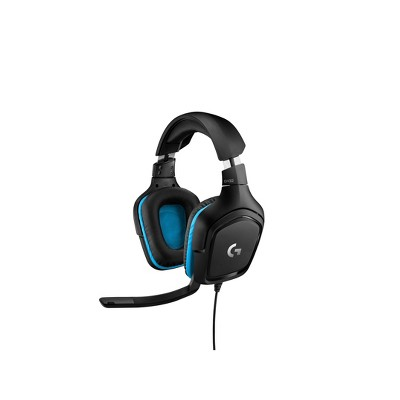 Logitech 7.1 Surround Sound Wired Headset (G432)