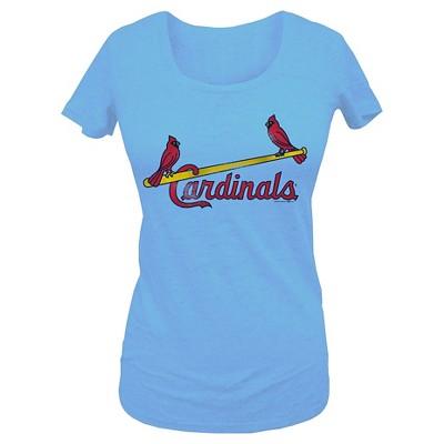 cardinals t shirts women's