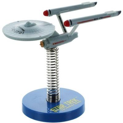 Crowded Coop, LLC Crowded Coop Star Trek NCC-1701 Enterprise Boingler Bobble Head