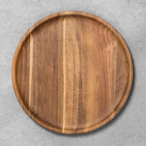 Acacia Wood Serving Platter - Hearth & Hand™ with Magnolia - image 1 of 2