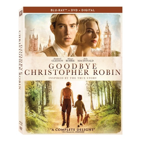 Goodbye Christopher Robin (Blu-ray + DVD + Digital) - image 1 of 1