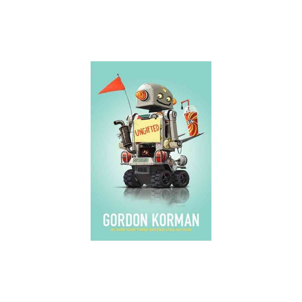 Ungifted - Reprint by Gordon Korman (Paperback)