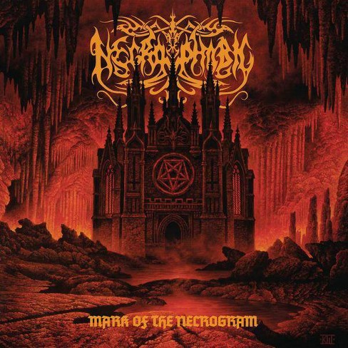 Necrophobic - Mark Of The Necrogram (CD) - image 1 of 1