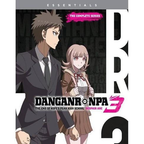 Danganronpa: The Animation Despair Arc (Blu-ray)