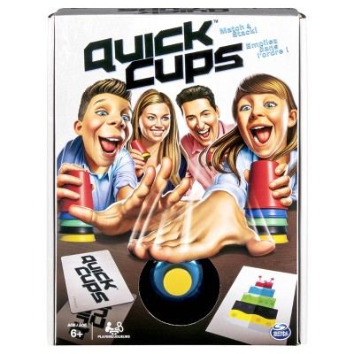 Quick Cups Board Game