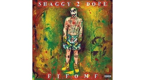 Shaggy 2 Dope - Ftfomf (CD) - image 1 of 1