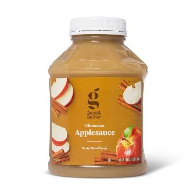 Cinnamon Applesauce Jar - 46oz - Good & Gather™