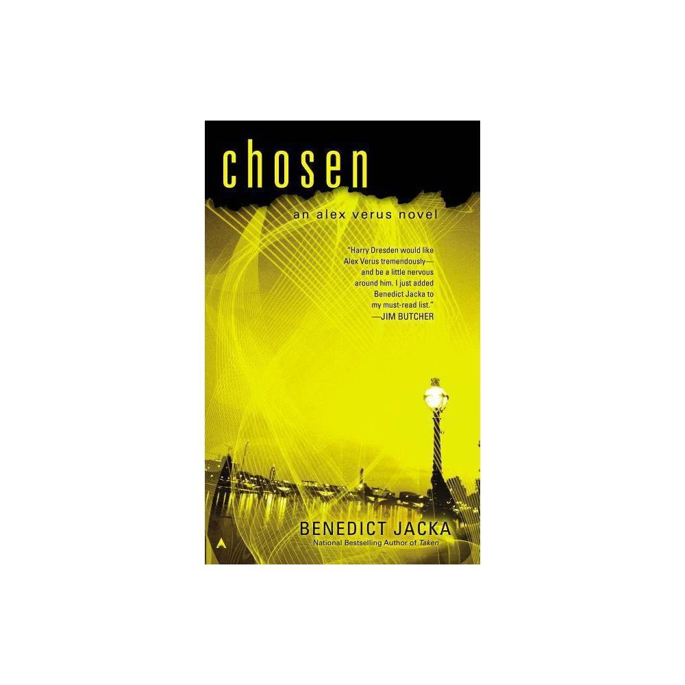 Chosen Alex Verus Novels By Benedict Jacka Paperback