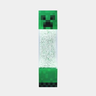 Minecraft Creeper Glitter Motion Light