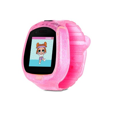L.O.L. Surprise! Smartwatch! Pink - Camera, Video, Games, Activities and More
