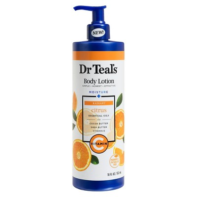 Dr Teal's Vitamin C Body Lotion - 18 fl oz