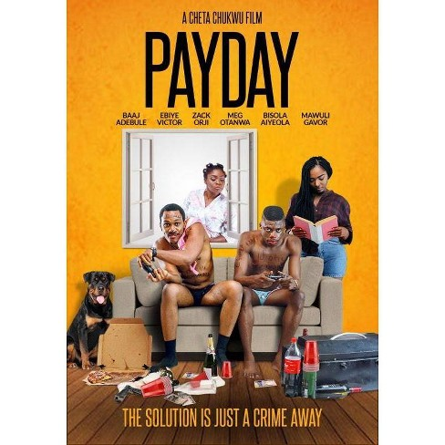 Payday (DVD) - image 1 of 1