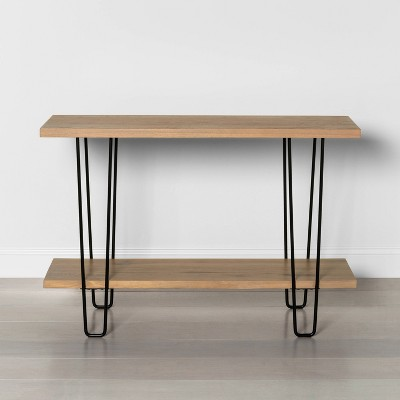 Wood & Wire Console Table - Hearth & Hand™ with Magnolia