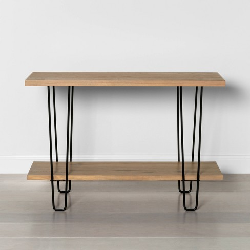 Hairpin Console Table - Hearth & Hand™ with Magnolia - image 1 of 4