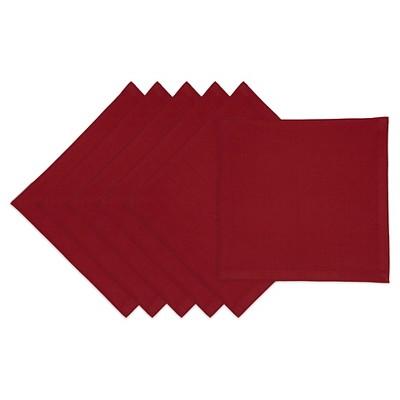 Red Redwood Napkin (Set Of 6)(20 X20 )- Design Imports