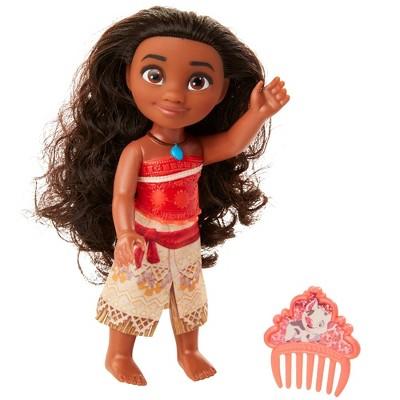 Disney Princess Petite Moana Fashion Doll