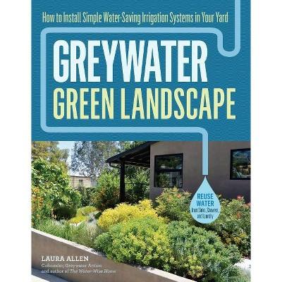 Greywater, Green Landscape - by  Laura Allen (Paperback)
