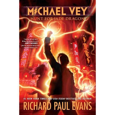 Michael Vey 4, 4 - by  Richard Paul Evans (Paperback)