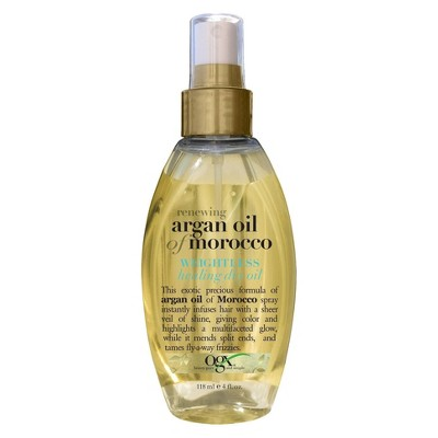 OGX Moroccan Argan Healing Oil Spray - 4 fl oz