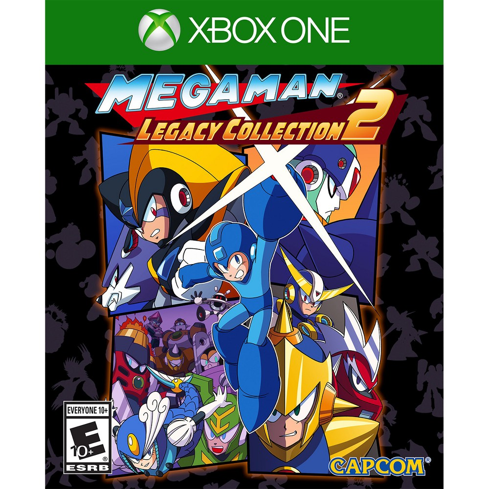 Mega Man Legacy Collection Volume 2 Xbox One