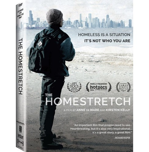 Homestretch (DVD) - image 1 of 1