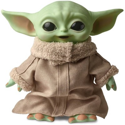 Star Wars The Child Feature with Sounds and Carrying Bag