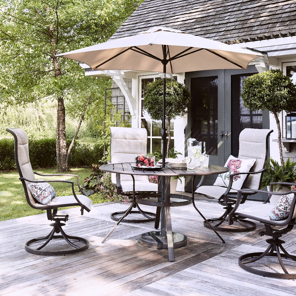 Marrion 5pc Patio Dining Set - Threshold
