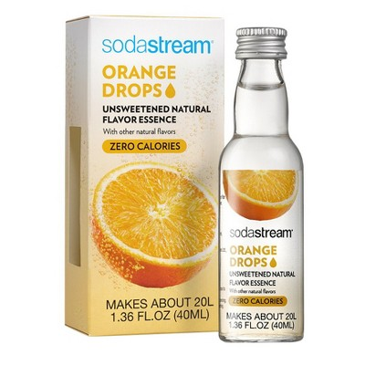 SodaStream Fruit Drops Orange