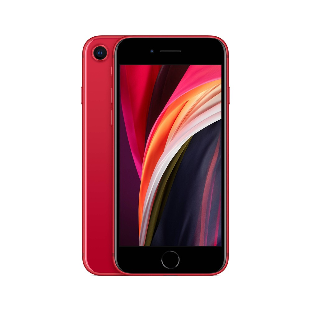 Apple iPhone SE (2nd generation) Unlocked (64GB) - PRODUCT(RED)