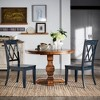 South Hill Round Pedestal Base Dining Table - Inspire Q® - image 2 of 3