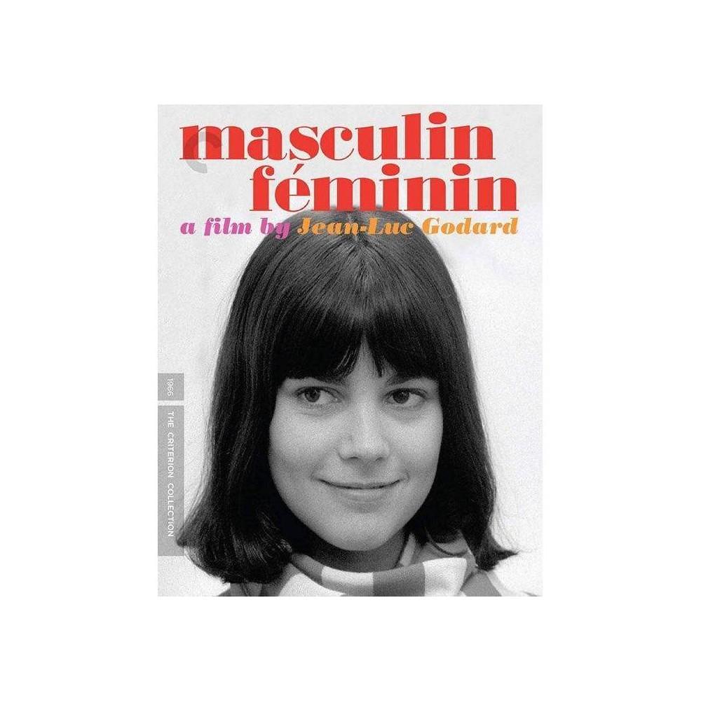 Maculin Feminin Blu Ray 2021