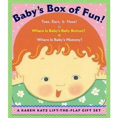 Baby's Box of Fun : Toes, Ears, & Nose!/ Where Is Baby's Belly Button?/ Where Is Baby's Mommy?