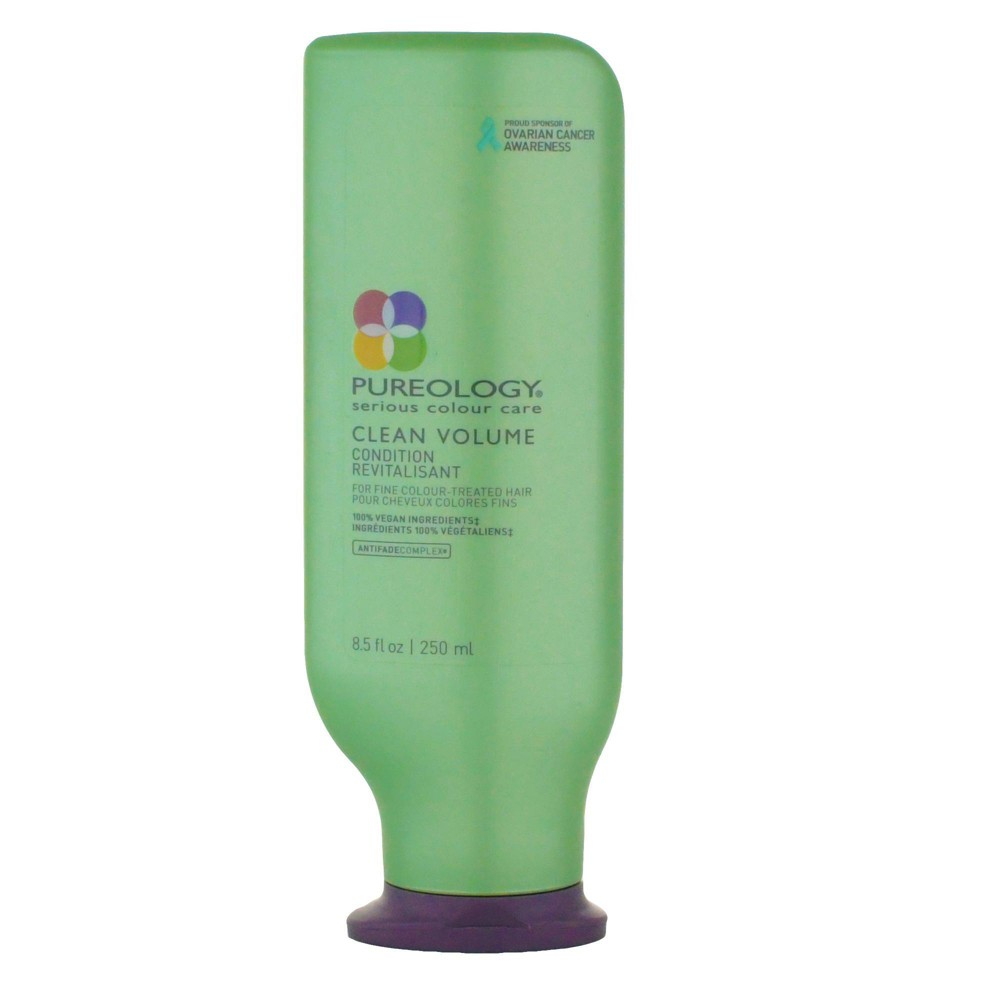 Image of Pureology Pure Volume Conditioner - 8.5oz
