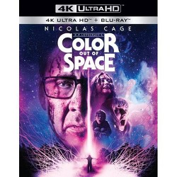 Color Out of Space (4K/UHD)