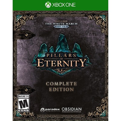 Pillars of Eternity Complete Edition Xbox One